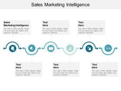 Sales Marketing Intelligence Ppt PowerPoint Presentation Ideas Background Image Cpb