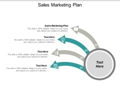 Sales Marketing Plan Ppt PowerPoint Presentation File Show Cpb