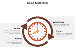 Sales Marketing Ppt PowerPoint Presentation Infographics Structure Cpb