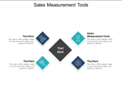 Sales Measurement Tools Ppt PowerPoint Presentation Pictures Graphics Cpb