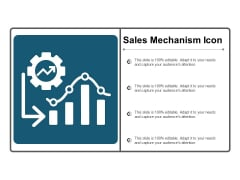 Sales Mechanism Icon Ppt PowerPoint Presentation Summary File Formats