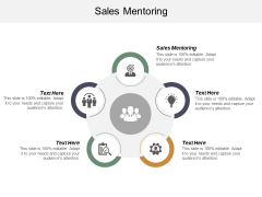 Sales Mentoring Ppt PowerPoint Presentation Pictures Ideas Cpb