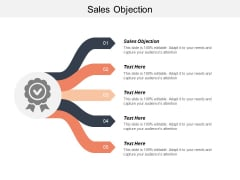 Sales Objection Ppt PowerPoint Presentation Professional Templates Cpb