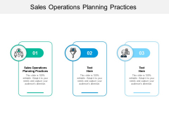 Sales Operations Planning Practices Ppt PowerPoint Presentation Infographics Layout Ideas Cpb