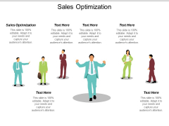 Sales Optimization Ppt PowerPoint Presentation Icon Styles Cpb