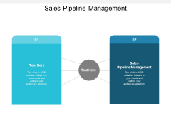 Sales Pipeline Management Ppt PowerPoint Presentation Pictures Clipart Images Cpb