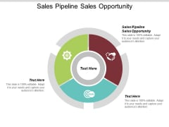 Sales Pipeline Sales Opportunity Ppt PowerPoint Presentation Gallery Background Images Cpb