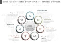 Sales Plan Presentation Powerpoint Slide Templates Download
