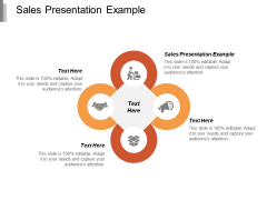 Sales Presentation Example Ppt PowerPoint Presentation Summary Deck Cpb