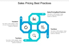 Sales Pricing Best Practices Ppt PowerPoint Presentation Model Graphics Cpb