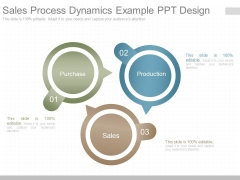 Sales Process Dynamics Example Ppt Design