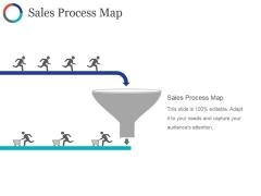 Sales Process Map Ppt PowerPoint Presentation Portfolio Model