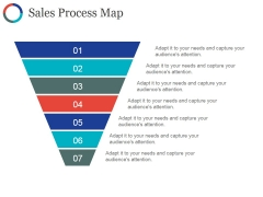 Sales Process Map Template Ppt PowerPoint Presentation Inspiration Gallery