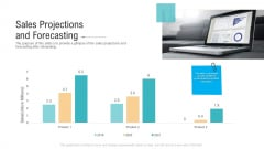 Sales Projections And Forecasting Ppt PowerPoint Presentation Portfolio Slideshow PDF