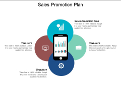 Sales Promotion Plan Ppt PowerPoint Presentation Pictures Deck Cpb