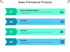 Sales Promotional Products Ppt PowerPoint Presentation Icon Background Image Cpb