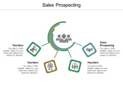 Sales Prospecting Ppt PowerPoint Presentation Show Inspiration