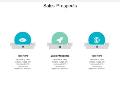 Sales Prospects Ppt PowerPoint Presentation File Outline Cpb