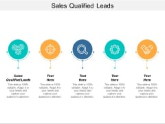 Sales Qualified Leads Ppt PowerPoint Presentation Pictures Clipart Cpb