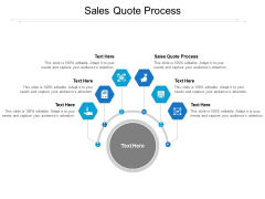 Sales Quote Process Ppt PowerPoint Presentation Layouts Master Slide Cpb