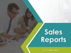 Sales Reports Ppt PowerPoint Presentation Complete Deck With Slides