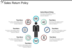 Sales Return Policy Ppt PowerPoint Presentation Summary