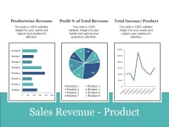 Sales Revenue Product Ppt PowerPoint Presentation Infographic Template Backgrounds