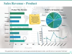 Sales Revenue Product Ppt PowerPoint Presentation Outline Portfolio