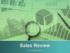 Sales Review Ppt PowerPoint Presentation Complete Deck With Slides