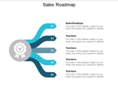 Sales Roadmap Ppt PowerPoint Presentation File Show Cpb
