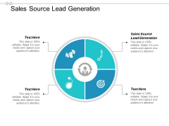Sales Source Lead Generation Ppt PowerPoint Presentation Ideas File Formats Cpb