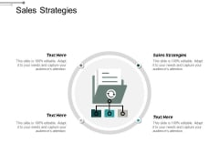 Sales Strategies Ppt PowerPoint Presentation Professional Visuals