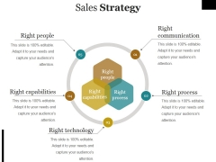 Sales Strategy Ppt PowerPoint Presentation Icon Themes