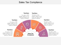 Sales Tax Compliance Ppt PowerPoint Presentation Icon Visuals Cpb