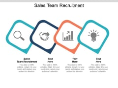 Sales Team Recruitment Ppt PowerPoint Presentation Icon Format Cpb