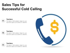 Sales Tips For Successful Cold Calling Ppt PowerPoint Presentation Styles Styles PDF
