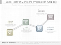 Sales Tool For Monitoring Presentation Graphics