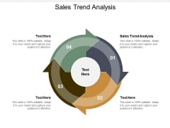 Sales Trend Analysis Ppt Powerpoint Presentation Layouts Influencers Cpb