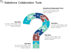 Salesforce Collaboration Tools Ppt PowerPoint Presentation Layouts Example