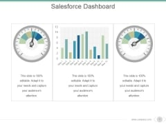 Salesforce Dashboard Ppt PowerPoint Presentation Summary