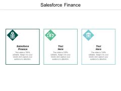 Salesforce Finance Ppt Powerpoint Presentation Slides Aids Cpb