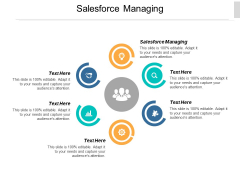 Salesforce Managing Ppt PowerPoint Presentation Visual Aids Inspiration Cpb