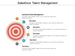 Salesforce Talent Management Ppt PowerPoint Presentation Slides Graphic Images Cpb