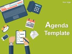 Sample Agenda PPT Ppt PowerPoint Presentation Complete Deck With Slides