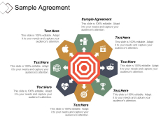 Sample Agreement Ppt Powerpoint Presentation Infographics Information Cpb
