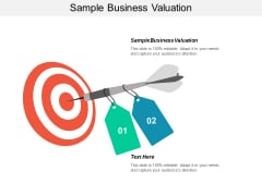 Sample Business Valuation Ppt PowerPoint Presentation Slides Graphic Images