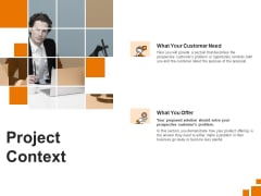 Sample Of Business Plan Project Context Ppt PowerPoint Presentation Summary Graphics Download PDF