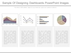 Sample Of Designing Dashboards Powerpoint Images