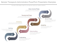 Sample Therapeutic Administration Powerpoint Presentation Examples