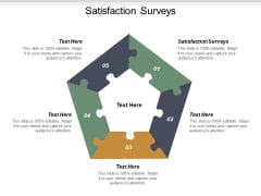 Satisfaction Surveys Ppt PowerPoint Presentation Styles Pictures Cpb